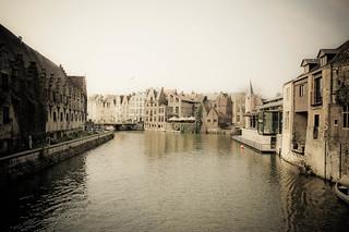 Groeten uit Gent
