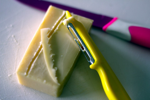 Gruyere Without Grater