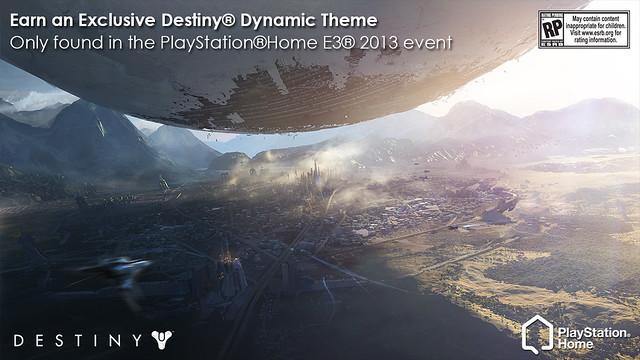 DestinyPS3theme