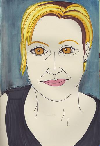 Beata Wielgos-Dunikowska by Hank V
