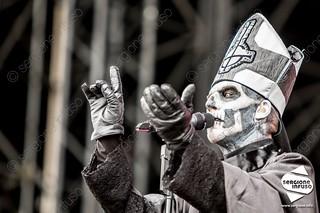 Ghost B.C. - Sonisphere 2013 @ Fiera Milano Live, Rho, Milano - 8 giugno 2013