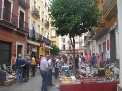 2013-02-sevilla-09-calle feria-flea market