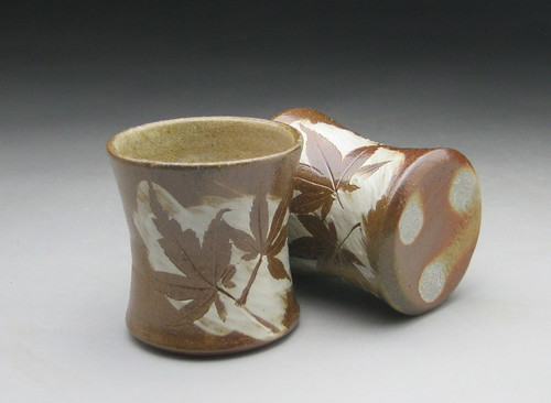 Wood fired Whiskey Cups