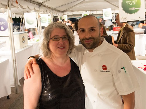 The one where Chef Rob looks good - Toronto Taste 2013