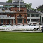Hovercraft at Lords