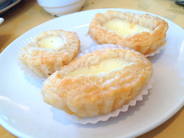 Milk Egg Tart