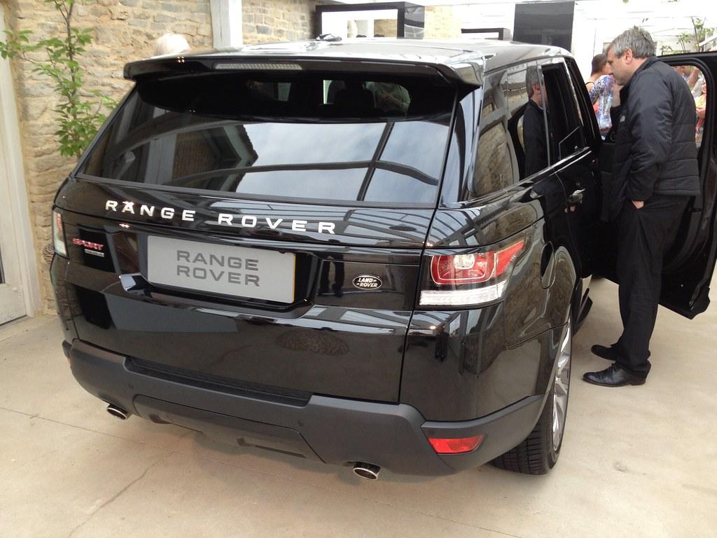 New Range Rover Sport Launch Range Rover Evoque Forums - Range rover forum