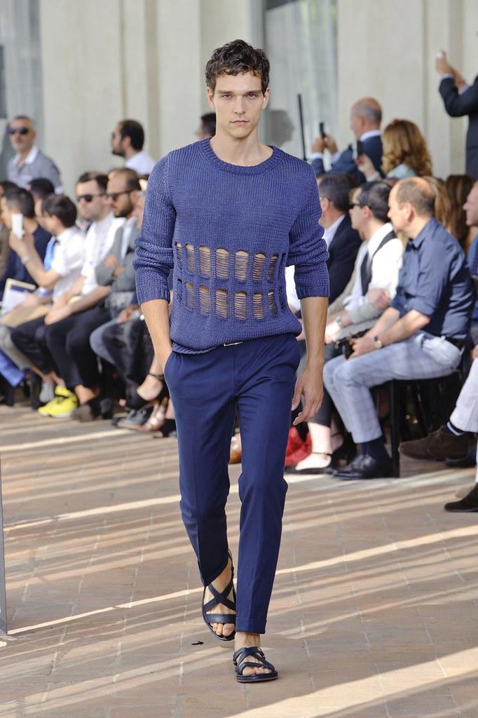 SS14 Milan Corneliani006_Alexandre Cunha(fashionising.com)