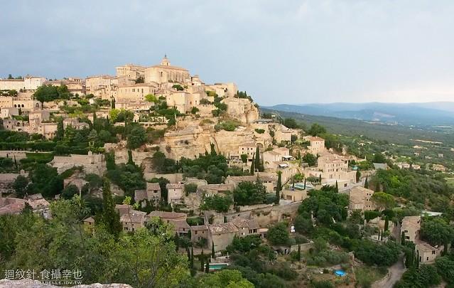 山城Gordes