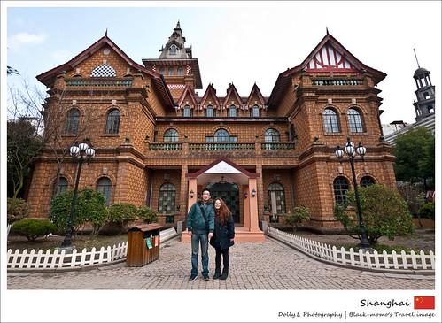 里头有德式/西班牙/英式/法式别墅及著名的「马勒