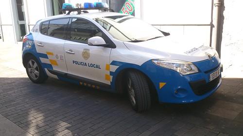 Policía Local. Islas Canarias. 9346631158_d04c04232b