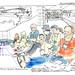 USk Barcelona Workshop: Inside the Mies Pavillion by mikedaikubara