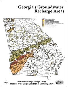 Georgia's Groundwater Recharge Areas