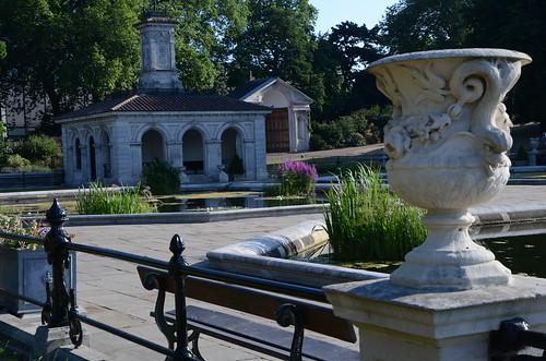 The Italian Garden, Hyde Park