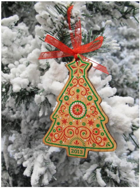 National Christmas Tree Parking