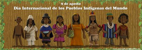 Día internacional de los pueblos indígenas by alter eddie
