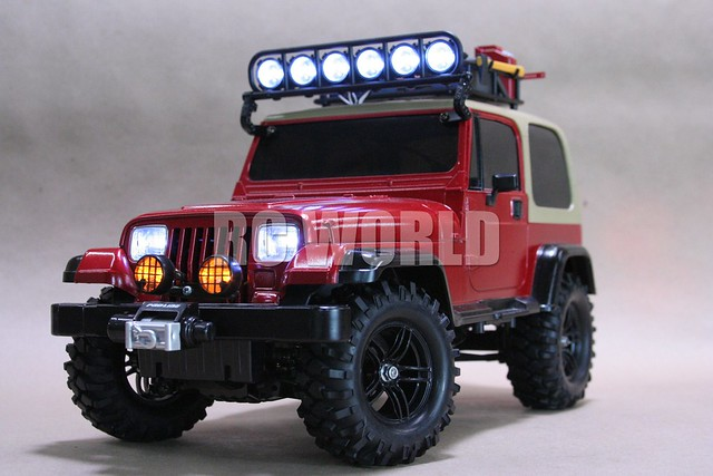 tamiya rc jeep wrangler red flickr photo sharing. Black Bedroom Furniture Sets. Home Design Ideas