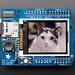 "Adafruit 1.8"" 18-bit Color TFT Shield w/microSD and Joystick by adafruit"