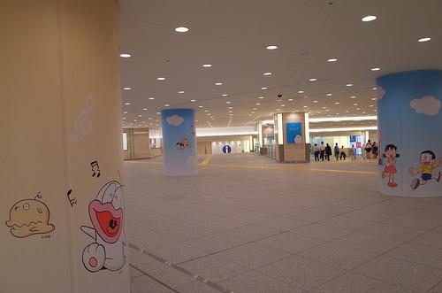 Fujiko-F-Fujio 80th Anniversary underground hall 02
