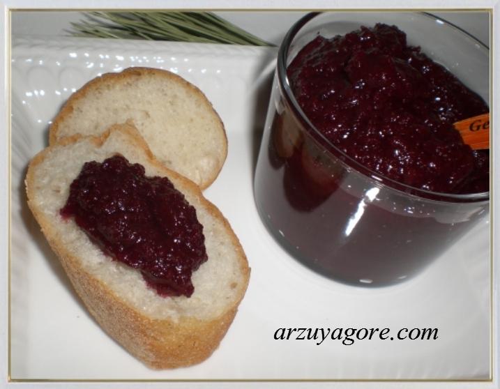 kızılcık marmelatı-2