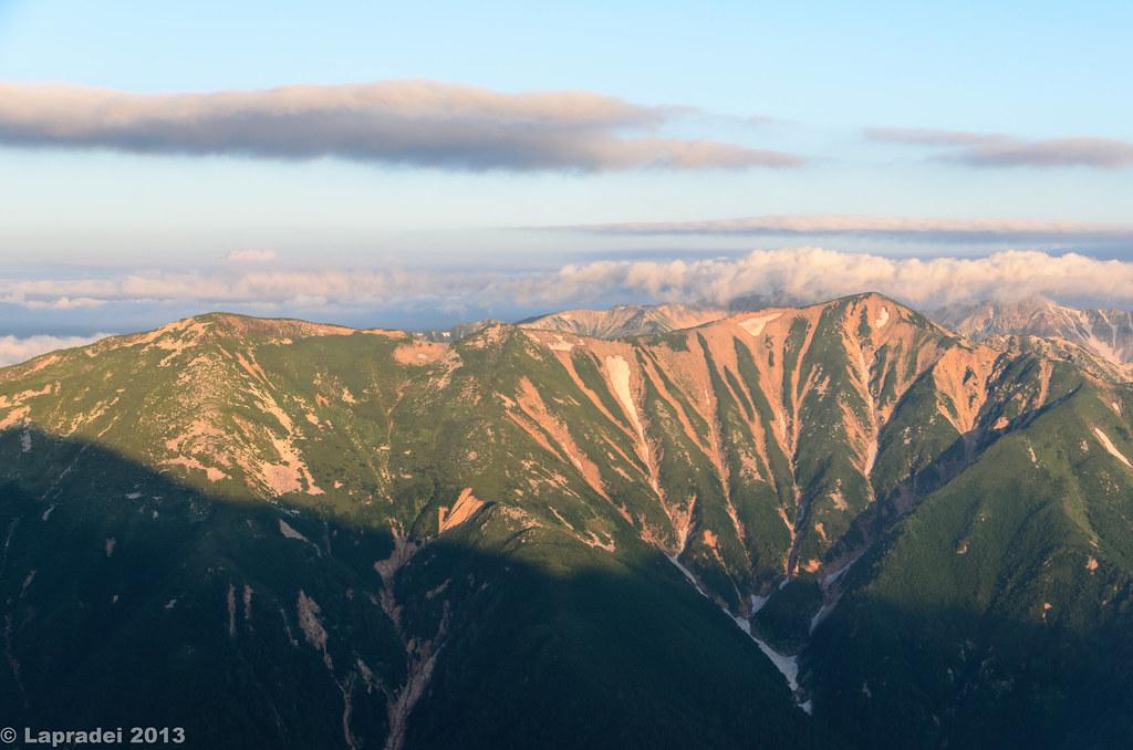 20130811 赤牛岳