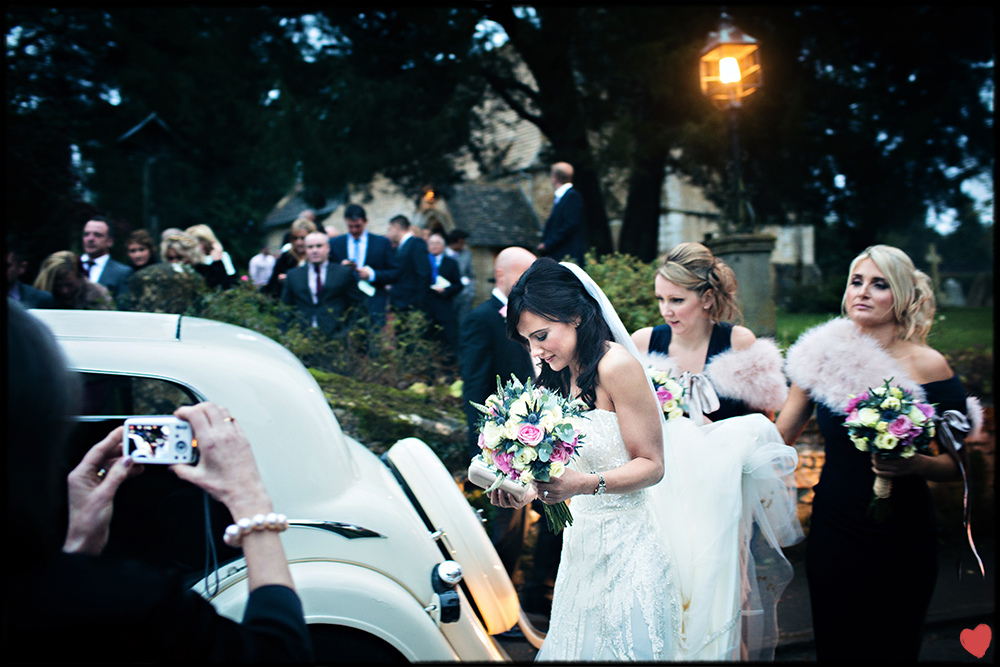 Wyck Hill House Wedding Photography by James Fear