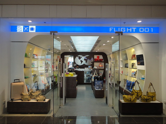 Flight 001 Shangr-La Store