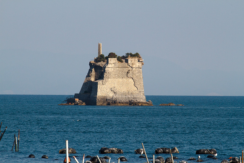 Torre Scola - Portovenere, La Spezia  (explored)