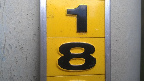 Number challenge: 18 by christopher575
