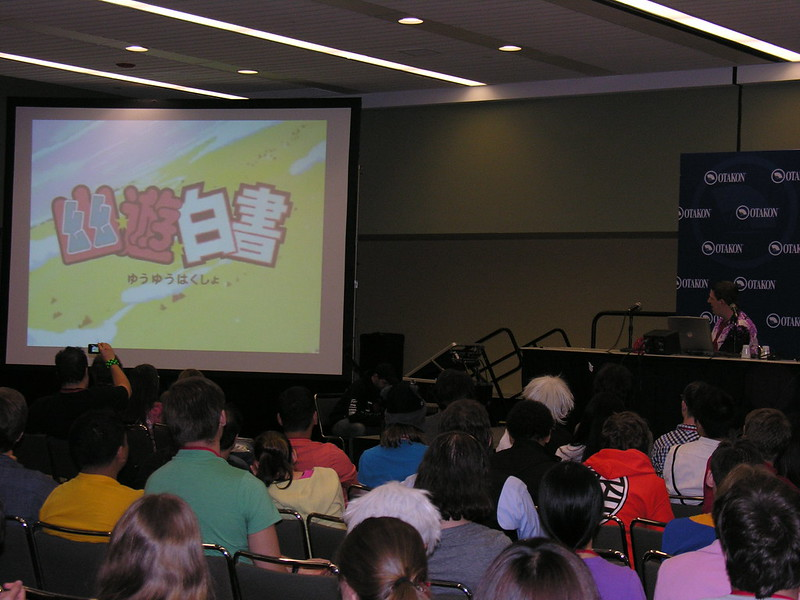 George Horvath presents 45 Years of Shonen Jump at Otakon 2013