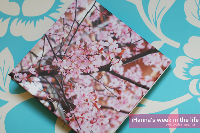 Week in the Life 2012 | Backside of Photo Book