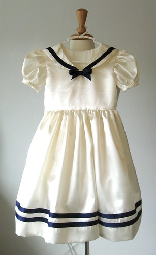 Sailor dress front