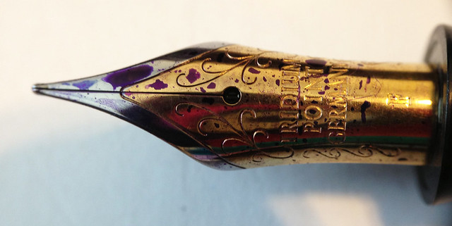 Gate City Belmont Nib