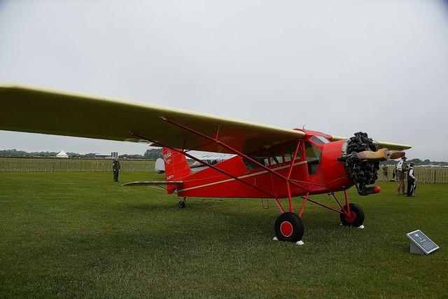 Curtiss Robertson Robin C-2 1929 - Freddie March Spirit of Aviation