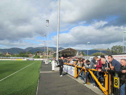 Away Support Terracing