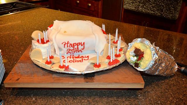Mcdomnalds Birthday Cake