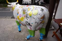リリー・フランキーの牛
