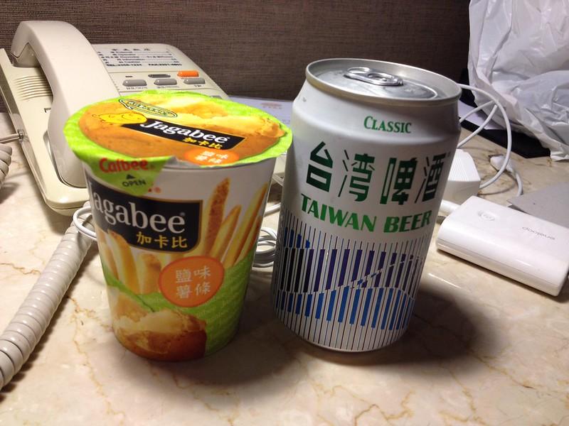 台湾ビール by haruhiko_iyota