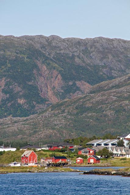 bergen turist Brønnøysund