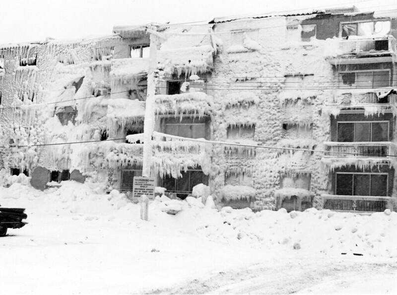 1969 Ville la Salle fire