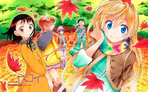131008(2) - 2014年1月電視動畫版《ニセコイ》(偽戀)公布第四位女主角「橘万里花」幕後代言人! 2 FINAL