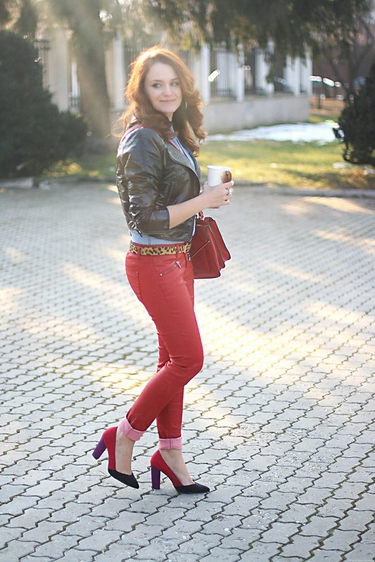 red leather pants 3