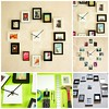 Family Photo-frame Clock Ideas