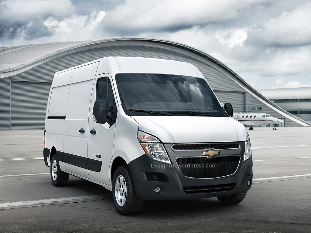 Chevrolet City Express | RM.Design