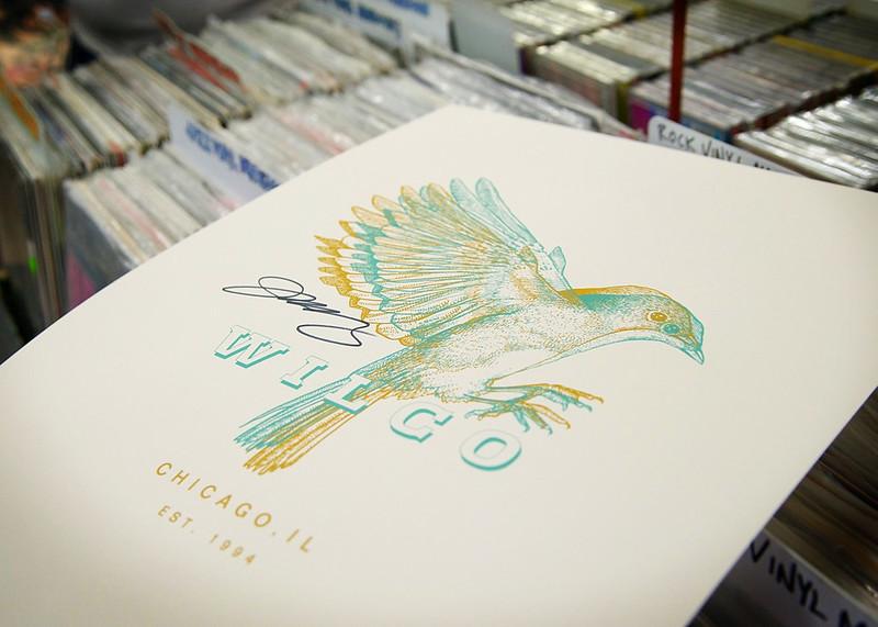 Tweedy @ Vintage Vinyl