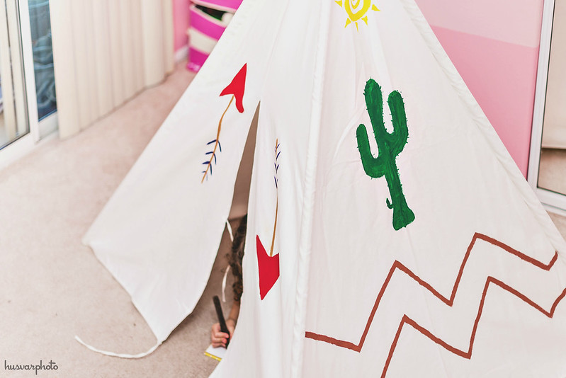painting teepee review pacific play tents