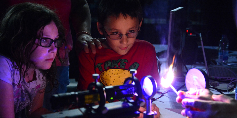 Thanks to all the volunteers who made #sr2015 Science Rendezvous Kingston a huge success! (Photo by Guillaume Nolet)