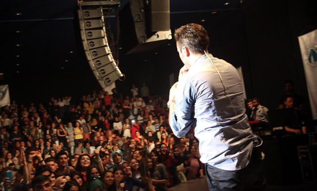 Üsküdar Üniversitesi, Mustafa Ceceli ile unutulmaz bir gece yaşadı 3