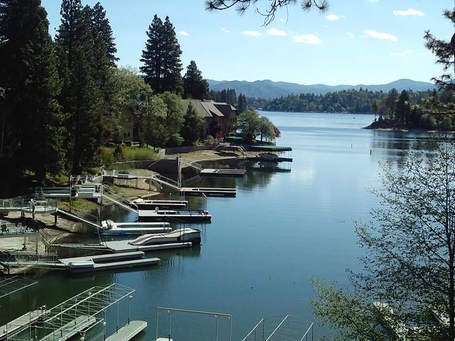 Lake Arrowhead Waterfront Property