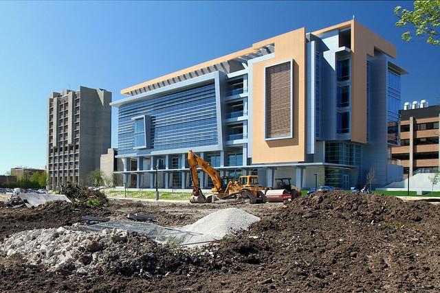 Kenwood Interdisciplinary Research Complex at UW-Milwaukee